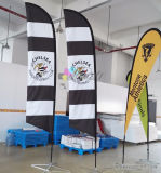 Custom Made economic Durable Cheap Feather Flags Beach Flag For Advertising