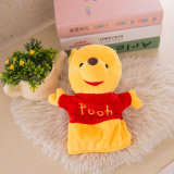 Classical Character Plush Animal Toy Finger Puppet