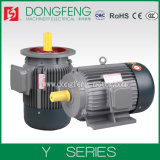Y Series Three Phase Electric Motor with Flange