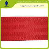Red 38mm Hard Nylon Polyester Webbing for Soldier Waistbelt