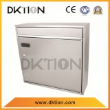 MB003 Stainless Steel Cheapest Cuboid Post Letter Box