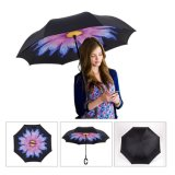 Wholesale Promotional Rain Inverted Umbrella with Printing