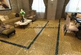Gold Color Bulatti Double Loading Building Material Polished Porcelain Floor Tiles