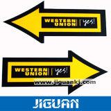 Best Price Adhesive Printed Custom UV Resistant PVC Car Sticker