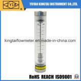 Glass Tube Water Panel Liquid Resistant Acrylic Water Flow Meter