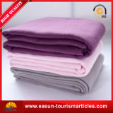 Cheap Fleece Blankets in Bulk 100% Polyester Blanket Blanket in China (ES2052072AMA)