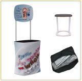Portable Folding Tension Fabric Exhibition Promotion Counter