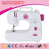 (FHSM-508) Domestic Electric Embroidery Machine Mini Overlock Sewing Machine for Household