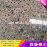 China Granite Stone Polished Glossy Slab (red) for Countertop and Kitchen Top