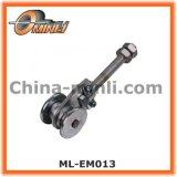 Punching Bracket Pulley with Double Roller (ML-EM013)