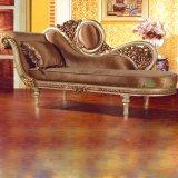 Wood Chaise Lounge / Sofa Chair (70)