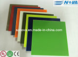 Multi-Colored G10 Laminate for Surfboard Fins