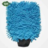 Hot Sale Strong Absorbent Car Cleaning Microfiber Chenille Gloves