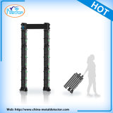 M-Scope Touch Screen Portable Fold Walk Through Metal Detector