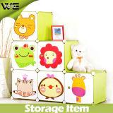 Plastic Simple Style Portable Multipurpose Foldable Kids Storage Box