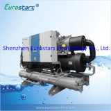 Screw Water Cooled Industrial Water Chiller for Bottle Blowing Machine