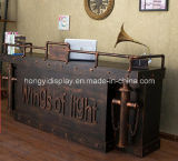 Classical Wooden Cash Counter, Cash Table