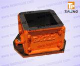 Cast Iron Plastic Cube Mould, Cylinder Mould, Prism Mould