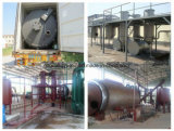 High Output Waste Plastic Recycling Waste Tyre Pyrolysis Plant