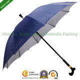 10 Ribs Unbreakable Walking Stick Umbrella (SU-1028B)