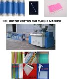 High Output Stable Running Cotton Stick Plastic Extrusion Machine