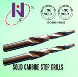 Solid Carbide Step Drill Bit