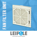 Front Open Cabinet Enclosure Panel Ventilator Axial Fan Filter