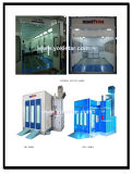 Auto Powder Booth Car Painting Powder Coating Machine