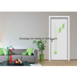 China Good Quality MDF Wood Door Finished by PVC