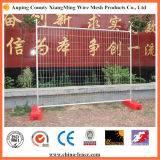 High Zinc Rate Galvanized Easy Handle Temporary Fencing