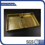 Customize Gold Gift Plastic Tray