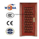 Middle Market Security Metal Exterior Steel Iron Door (W-S-120)