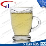 120ml Small Shape Transparent Glass Coffee Cup (CHM8130)