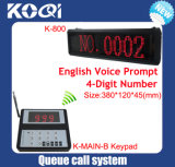 Pager Queue Calling System