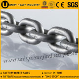 G80 Alloy Steel Load Chain for Lifting Black Finished
