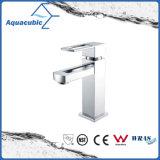Chromed Surface Brass Body Single Lever Bathroom Tap (AF3781-6)