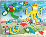 Children′s Favourite! Multi-Style DIY 3D Foam Sticker Kit /EVA Pasteup/ EVA Collages