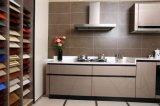 2015 [ Welbom ] Grey High Glossy Kitchen Cupboard
