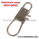 Wholesale High Quality Fishing Swivel Interlock Snap