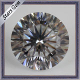 Star Cut CZ Gemstone Stand The High Temperature (Set In Wax & Luster)
