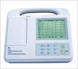 Medical Use 3 Channel ECG Machine