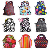 High Quality Insulated Customized Neoprene Lunch Bag