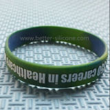 Promotion Gifts Epoxy Embossed Printed Rubber Band
