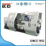 Big and Heavy Duty Flat Bed CNC Lathe (CK61100C)