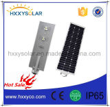 High Quality 80W Integrated Solar LED Street Light