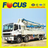 37m 39m Boom Concrete Pump Truck with HOWO/ Isuzu Chassis