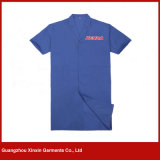 Polyester Cotton Work Uniform Dust Coat (W166)