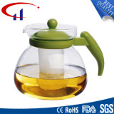 High-Quanlity and Best Sell Glassware Teapot (CHT8074)
