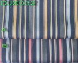 Stripe Polyester Cotton Dobby Fabric Shirting Djx032