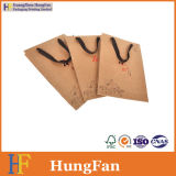 Factory Direct Shopping Bags Brown Kraft Paper Bags